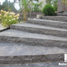 Banas Stones - Antique Black Steps