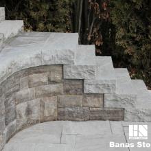 Banas Stones - Dove Grey Steps 2