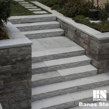 Banas Stones - Dove Grey Steps 3