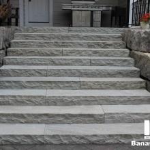 Banas Stones - Dove Grey Steps 4