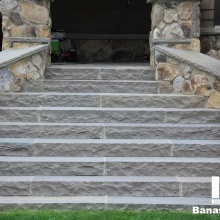 Banas Stones - Dove Grey Steps 6