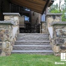 Banas Stones - Dove Grey Steps 7