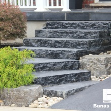 Banas Stones - Kota Black Steps